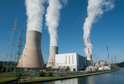 Nuclear power plant,kerncentrale,Centrale nucléaire