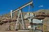 Pumpjack,jaknikker,Chevalet de pompage,Arizona,USA