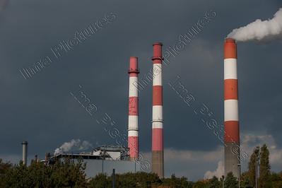 powerstation,elektriciteitscentrale,centrale éléctrique,Coo