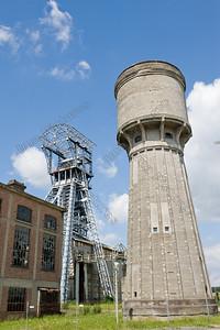 mine,steenkoolmijn,charbonnage,Zolder,Limburg,limbourg,Belgium,België,Belgique
