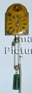 1-40-31-0214 clock,klok,horloge,Pendulum clock,slingeruurwerk,Pendule