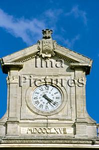 1-40-31-0177 clock,klok,Horloge