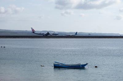 garuda, china airlines, airbus, A-330, B-18361, B-737, boeing, PK-GNO