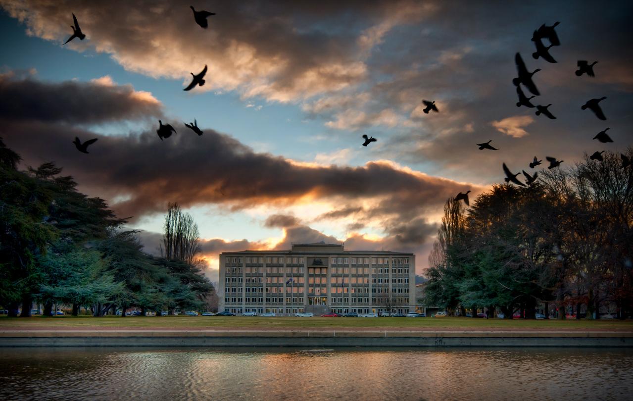Canberra Winter 2011
