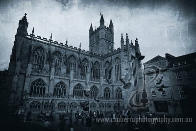 Bath Abbey, United Kingdom