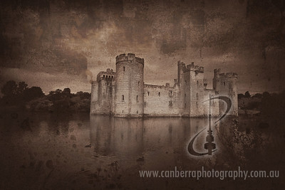 Bodiam Castle, United Kingdom