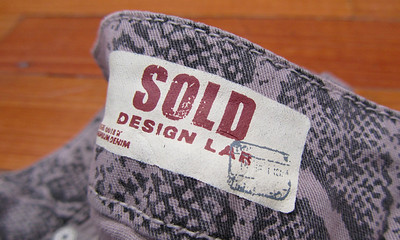 sold design lab