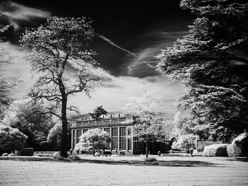 The Orangery, Belton Hall, Lincolnshire