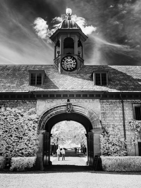 Belton Hall, Lincolnshire