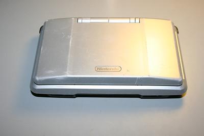 Nintendo DS Closed