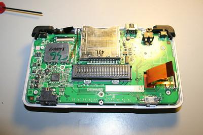 Unplugging screens