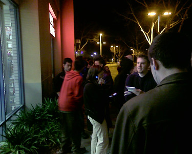 Midnight Launch of Brawl