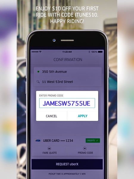 "Make great extra money driving with Uber.  Get details here:  <a href=""https://partners.uber.com/drive/?invite_code=jamesw5755ue"">https://partners.uber.com/drive/?invite_code=jamesw5755ue</a>"
