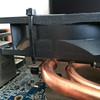 80x80x25mm Akasa fans