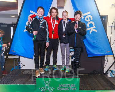 2016 Teck BC Cross Country Championships-Sprints
