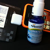 "Want to Sell ISAGENIX's IsaWATER Alkalized Concentrate while ""on the road;"" here is a package of Hardware and Software that is perfect for receiving a Credit Card payment so you may consummate the Sale... even if the Buyer doesn't want to part with their last $10 bill... Of course there is a small chagre of about $0.47, therefore the $9.95 purchase provides YOU the ""Merchant"" a net of $9.53, the difference is the 2.75% merchant discount, and the $.15 Swipe Fee... If you want to preserve your margin,  apply a small ""service charge"" of say 4%, or say $0.50. or just absorb it..."
