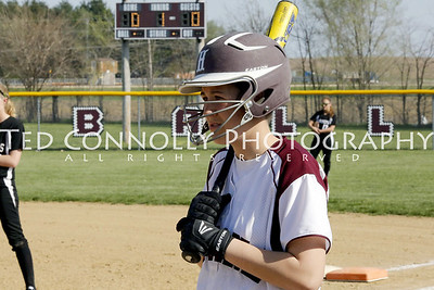 HHS-Softball Vs Midwest Central 4-30-2013