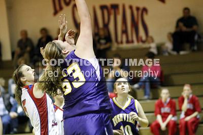 Lady Rockets Vs BPCA 12-17-2012