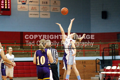 Rushville Lady Rockets Vs Lewistown 12-10-2012