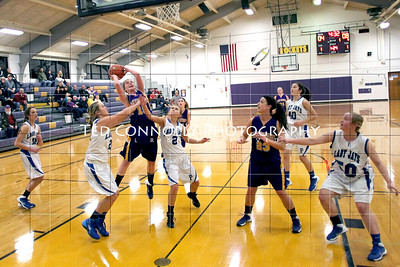 Lady Rockets Vs PORTA  1-30-2014