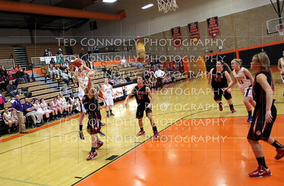 Lady Rockets Vs Pittsfield 12-26-2013