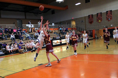 Rushville Vs Lady Tornadoes 12-27-2013
