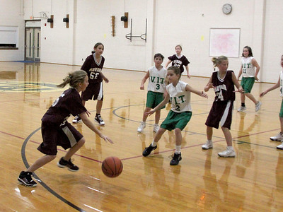 5th & 6th Grade Basketball 11-9-2009