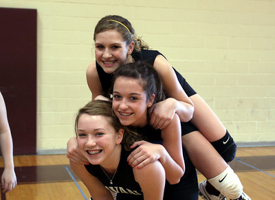 HJHS 8th Grade Regional Volleyball Champs