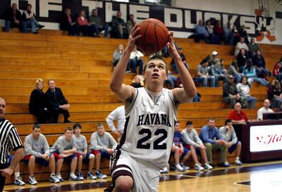 Havana Ducks Vs. Bushnell/PC/Avon 1-22-2010