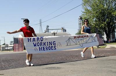 Havana July 3rd Parade 2010