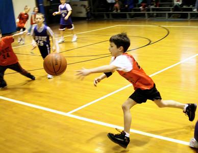 Park District BasketBall 1-3-09