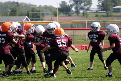 Havana Park District Football 9-27-2008