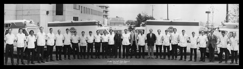 Ted Larson's Seattle Fire Medics 1975