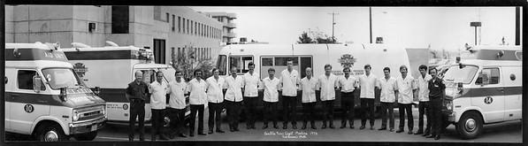 Ted Larson's Medics 1975