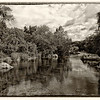 Barton Creek above Twin Falls, Austin, Texas
