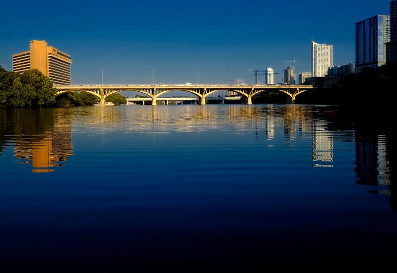 Ann Richards Congress Avenue Bridge