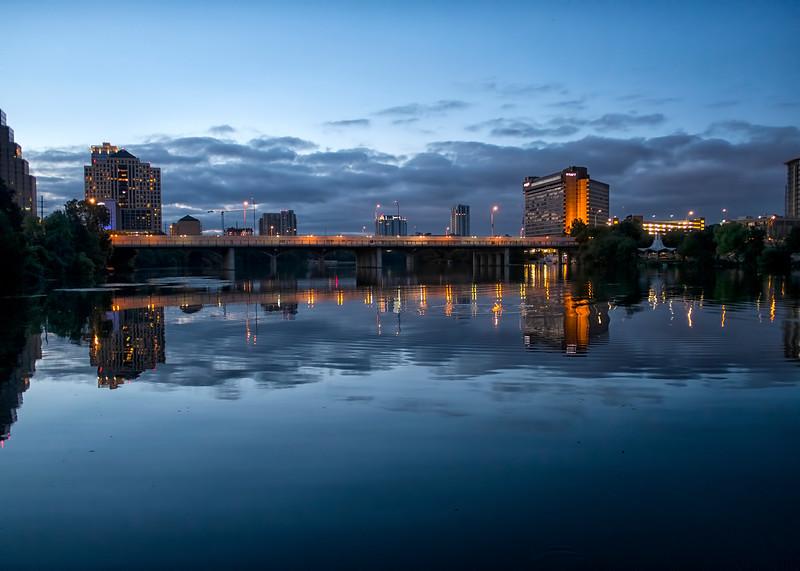 Drake Bridge Sunrise