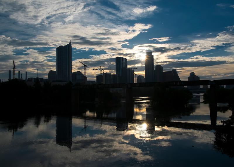 Early Morning Skyline