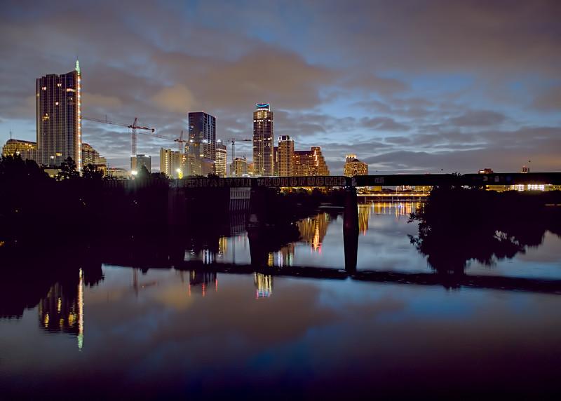 Austin Dawn and the Graffiti Bridge