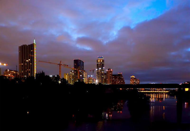Downtown with Drake Bridge