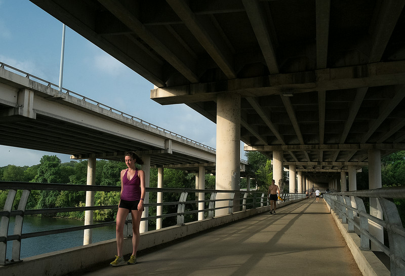 Mopac Pedestrian Bridge