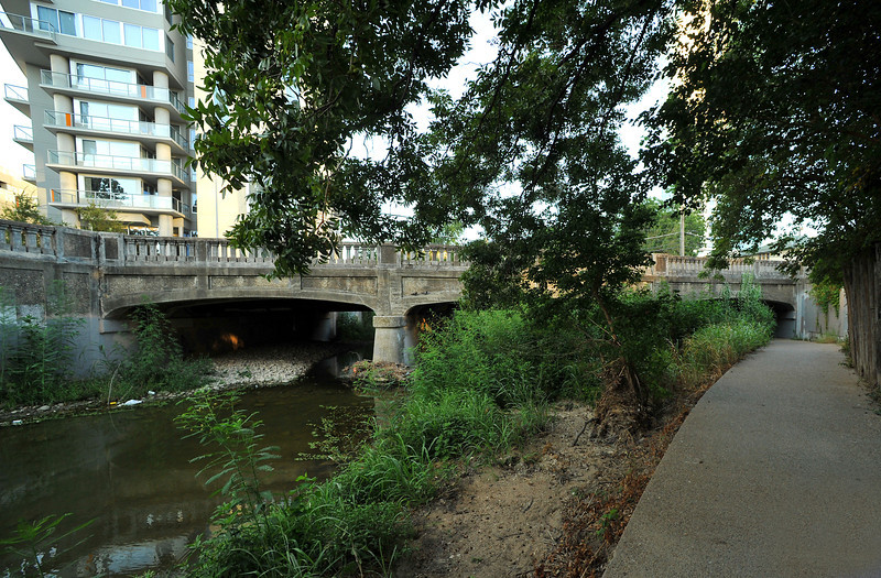 5th Street Bridge at Shoal Creek