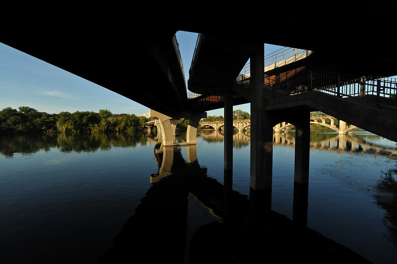Lamar Pedestrian Bridge