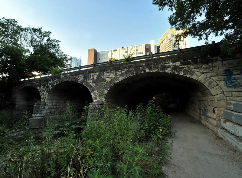 6th Street Bridge at Shoal Creek