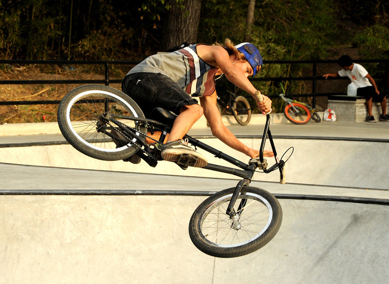 Austin BMX and  skate park in House Park