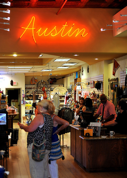 Austin Visitors Center