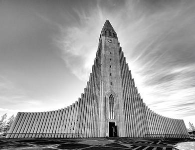 Hallfrimskirkja, Reykjavik