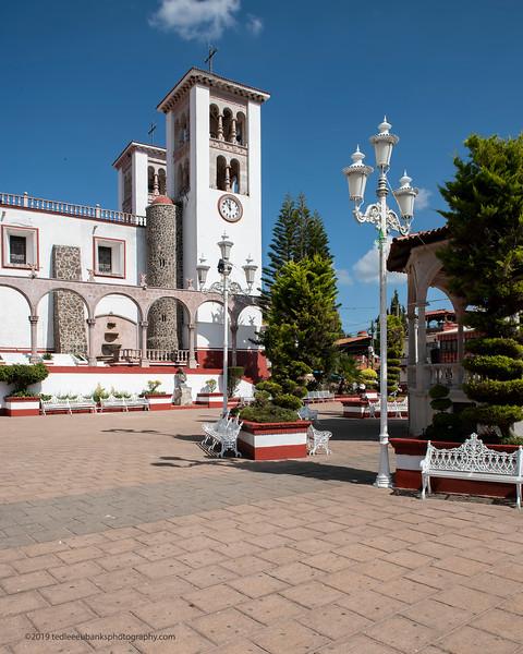 La Mazanilla de la Paz, Mexico