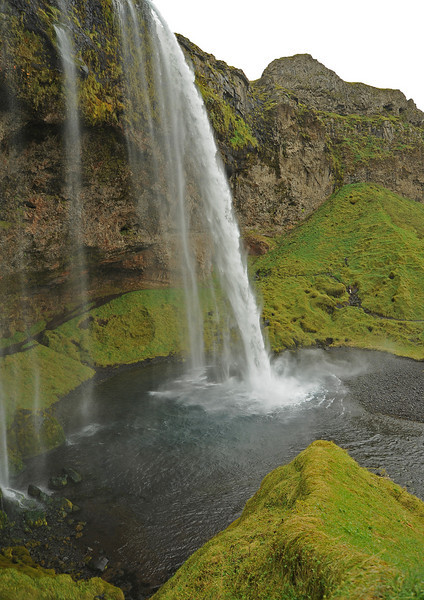 Selfoss waterfall, Iceland, Sep 2010