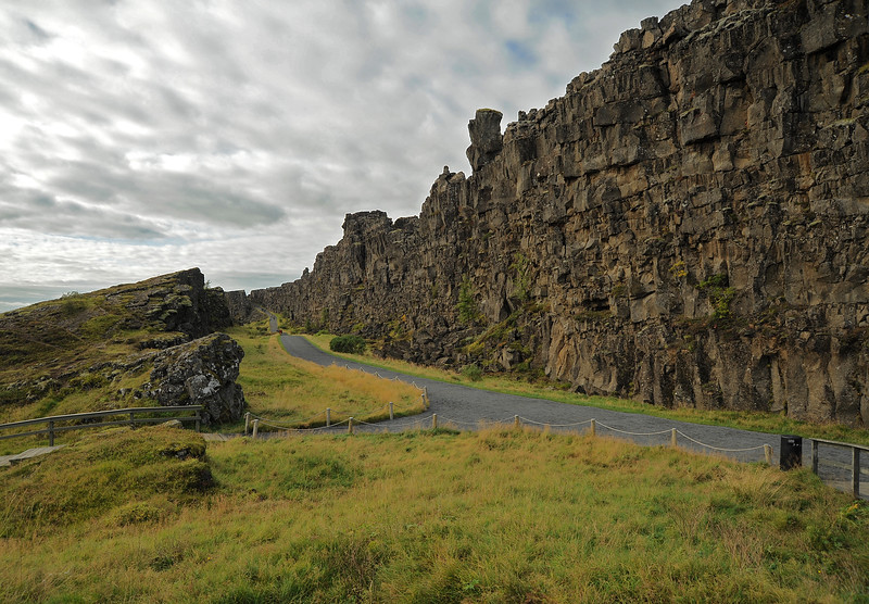 Logberg, þingvellir NP, Iceland, Sep 2010<br /> <br /> Here the parliament or Alþingi was established at Þingvellir in 930 and remained there until 1789.